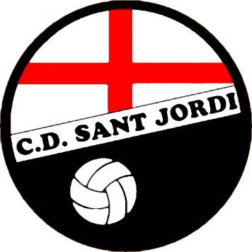 Escudo de C.D. SANT JORDI (ILHAS BALEARES)