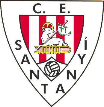 Escudo de C.D. SANTANYÍ (ISLAS BALEARES)
