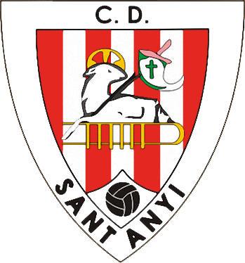 Escudo de C.D. SANTANYI   (ISLAS BALEARES)