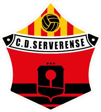 Escudo de C.D. SERVERENSE DEDE 2019 (ISLAS BALEARES)