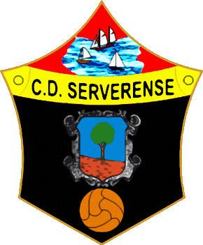 Escudo de C.D. SERVERENSE HASTA 2018 (ISLAS BALEARES)