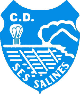 Escudo de C.D. SES SALINES (ISLAS BALEARES)