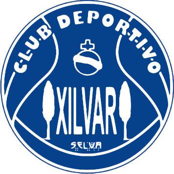 Escudo de C.D. XILVAR (ISLAS BALEARES)
