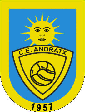 Escudo de C.E. ANDRATX (ISLAS BALEARES)