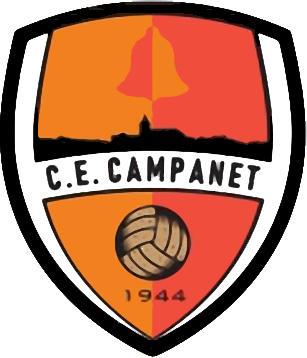 Escudo de C.E. CAMPANET(2) (ISLAS BALEARES)