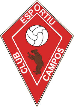 Escudo de C.E. CAMPOS (ISLAS BALEARES)