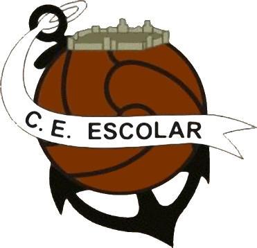 Escudo de C.E. ESCOLAR (ISLAS BALEARES)