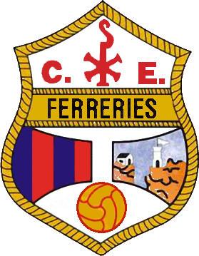 Escudo de C.E. FERRERIES (ISLAS BALEARES)