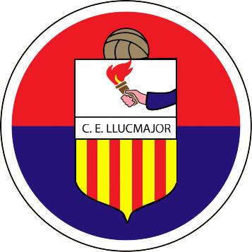Escudo de C.E. LLUCMAJOR (ISLAS BALEARES)