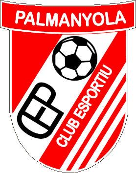 Escudo de C.E. PALMANYOLA. (ISLAS BALEARES)