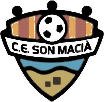 Escudo de C.E. SON MACIÁ (ISLAS BALEARES)