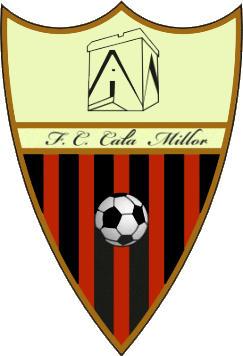 Escudo de C.F. CALA MILLOR (ISLAS BALEARES)