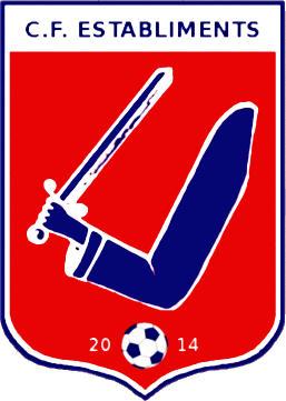 Escudo de C.F. ESTABLIMENTS (ISLAS BALEARES)