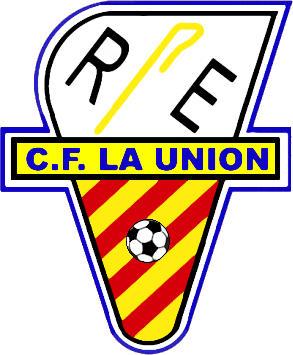 Escudo de C.F. LA UNION (ISLAS BALEARES)