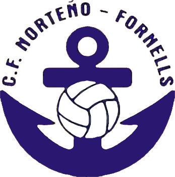 Escudo de C.F. NORTEÑO (ISLAS BALEARES)
