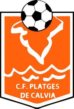 Escudo de C.F. PLATGES DE CALVIA (ISLAS BALEARES)