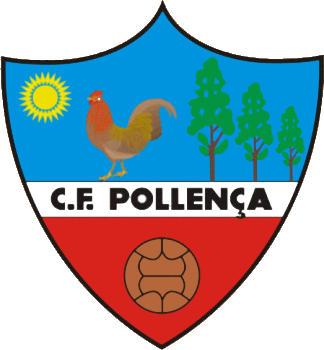 Escudo de C.F. POLLENÇA (ISLAS BALEARES)