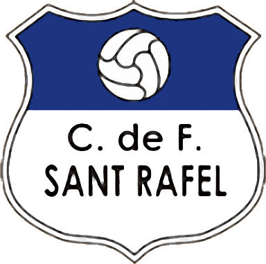 Escudo de C.F. SAN RAFAEL (ISLAS BALEARES)