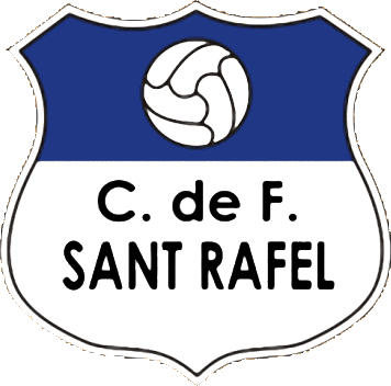 Escudo de C.F. SANT RAFEL (ISLAS BALEARES)