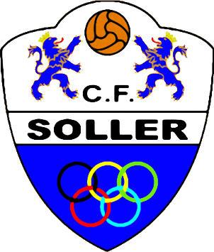 Escudo de C.F. SOLLER (ISLAS BALEARES)