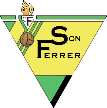 Escudo de C.F. SON FERRER (ISLAS BALEARES)