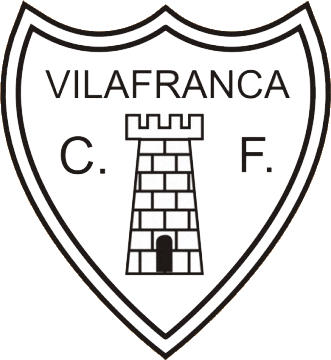 Escudo de C.F. VILAFRANCA (ISLAS BALEARES)