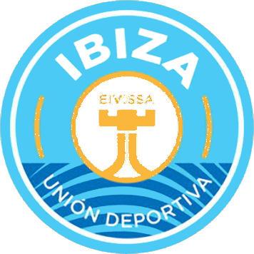 Escudo de CIUDAD DE IBIZA C.F.-2 (ISLAS BALEARES)