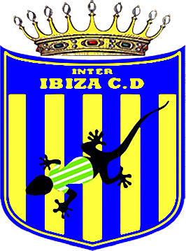 Escudo de INTER IBIZA C.D. (ISLAS BALEARES)