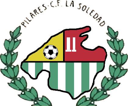 Escudo de PILARES C.F. LA SOLEDAD (ISLAS BALEARES)