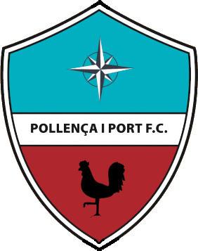 Escudo de POLLENÇA I PORT F.C. (ISLAS BALEARES)