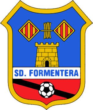 Escudo de S.D. FORMENTERA (ISLAS BALEARES)