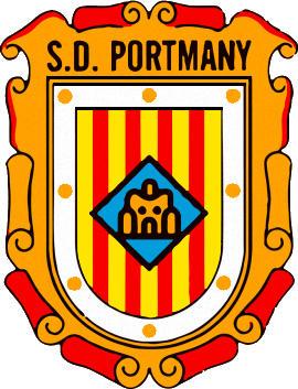Escudo de S.D. PORTMANY (ISLAS BALEARES)