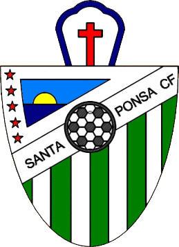 Escudo de SANTA PONSA C.F. (ISLAS BALEARES)