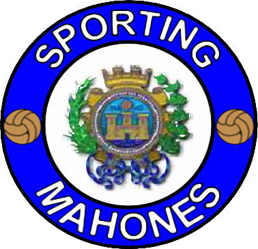 Escudo de SPORTING MAHONES (ISLAS BALEARES)