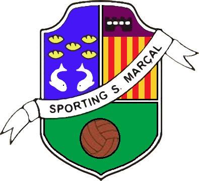 Escudo de SPORTING S. MARÇAL (ISLAS BALEARES)