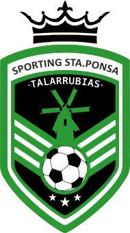 Escudo de SPORTING SANTA PONSA TALARRUBIAS (ISLAS BALEARES)