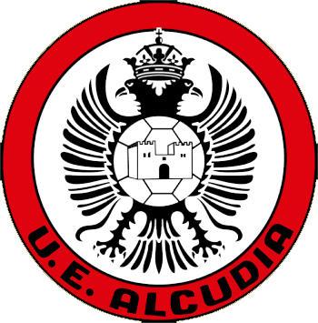 Escudo de U.D. ALCUDIA  (ISLAS BALEARES)