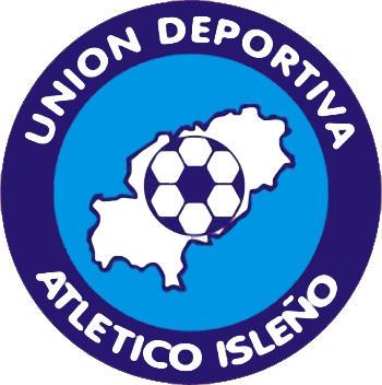 Escudo de U.D. ATLETICO ISLEÑO (ISLAS BALEARES)