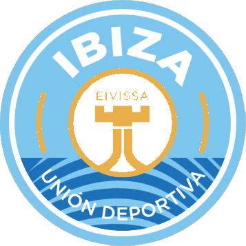 Escudo de U.D. IBIZA-EIVISSA (ISLAS BALEARES)