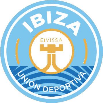 Escudo de U.D. IBIZA (ISLAS BALEARES)