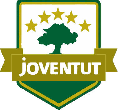 Escudo de U.D. JOVENTUT SON OLIVA (ISLAS BALEARES)