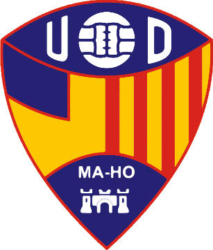 Escudo de U.D. MAHÓN (ISLAS BALEARES)