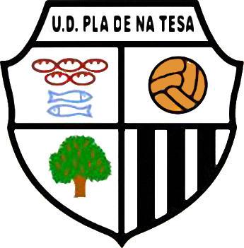 Escudo de U.D. PLA DE NA TESA (ISLAS BALEARES)