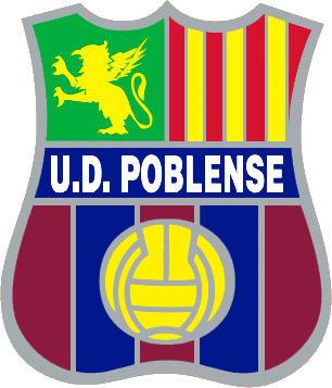 Escudo de U.D. POBLENSE (ISLAS BALEARES)