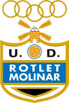 Escudo de U.D. ROTLET MOLINAR (ISLAS BALEARES)