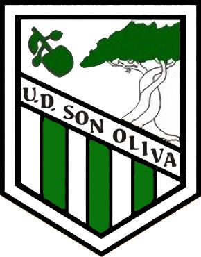 Escudo de U.D. SON OLIVA (ISLAS BALEARES)
