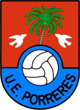 Escudo de U.E. PORRERES (ISLAS BALEARES)