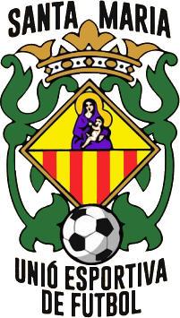 Escudo de U.E.F. SANTA MARÍA (ISLAS BALEARES)