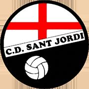 Escudo de C.D. SANT JORDI