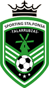 Escudo de SPORTING SANTA PONSA TALARRUBIAS